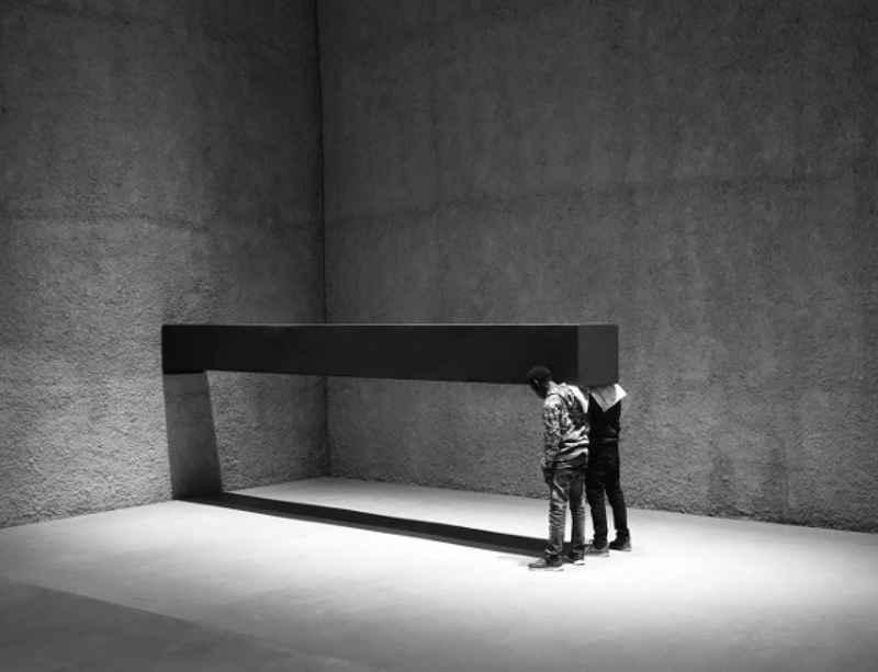 Padiglione d'Arte Contemporanea, Milan presents  Santiago Sierra
