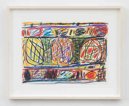 Stanley Whitney: Drawings