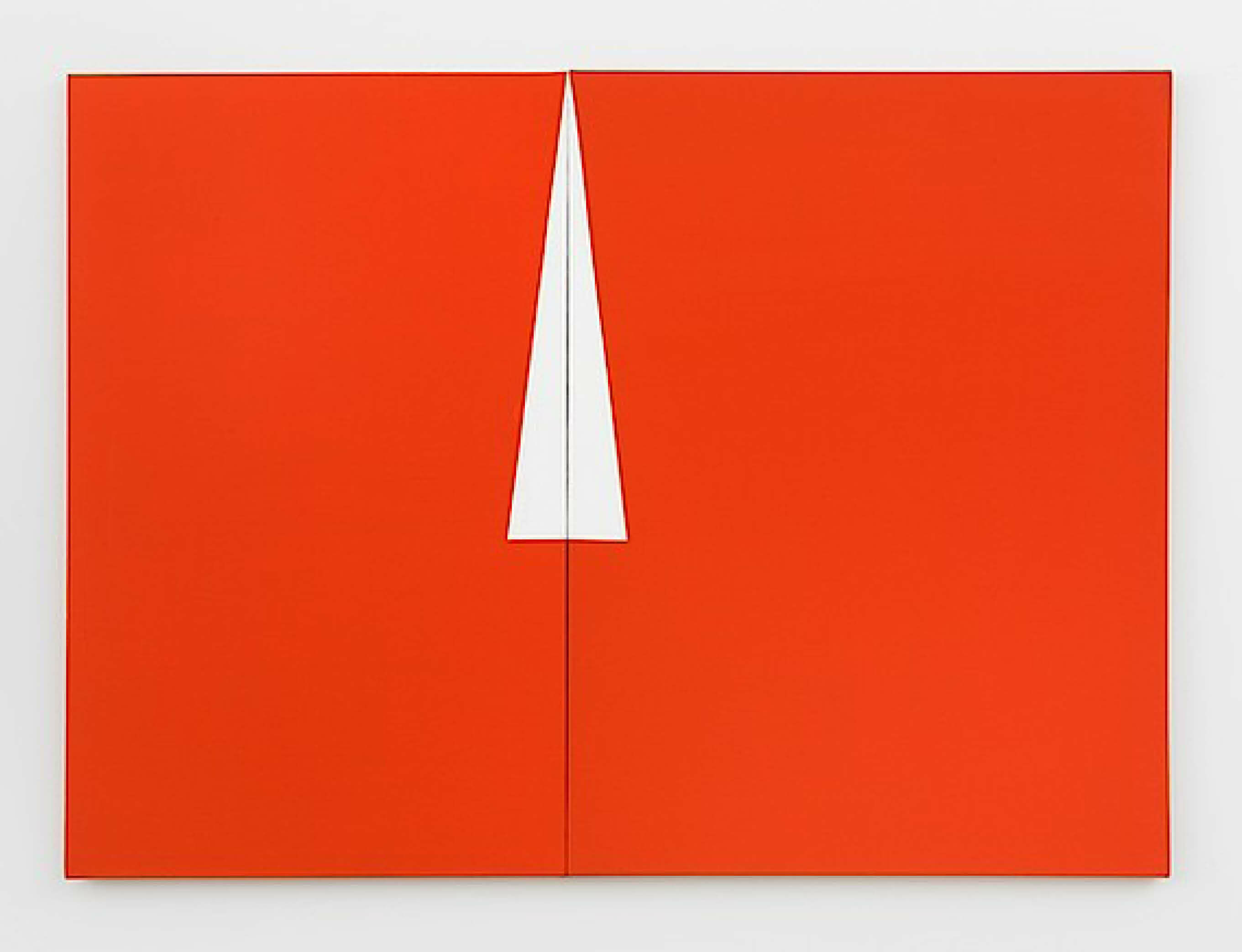 Carmen Herrera's 'Lines of Sight' travels to K20 in Düsseldorf, Germany
