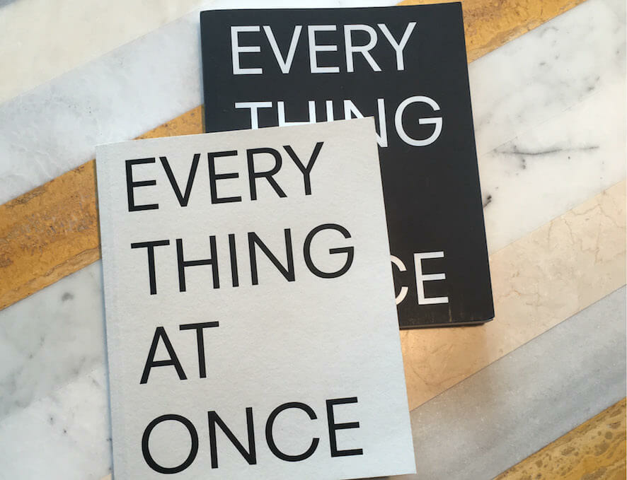 Everythingoncebook