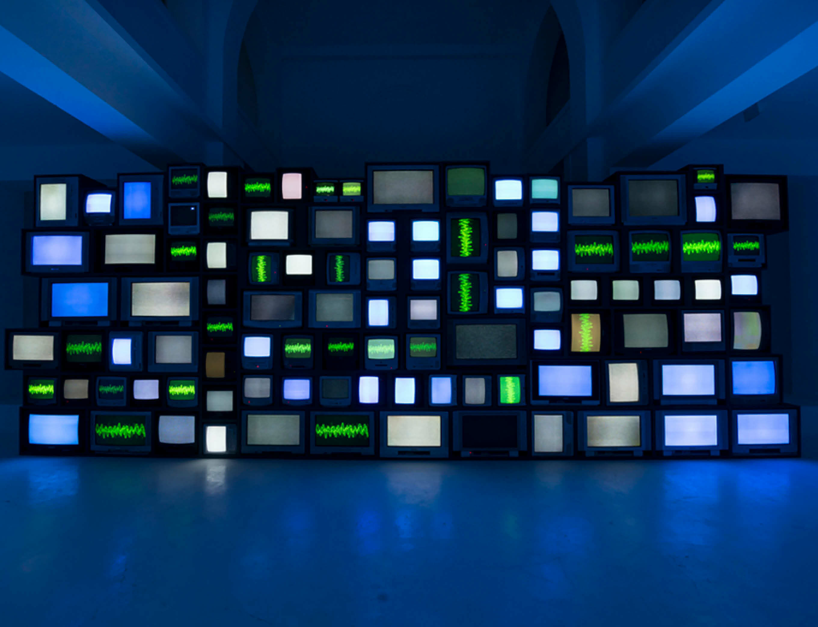 Susan Hiller presents new exhibition at OGR in Turin, Italy