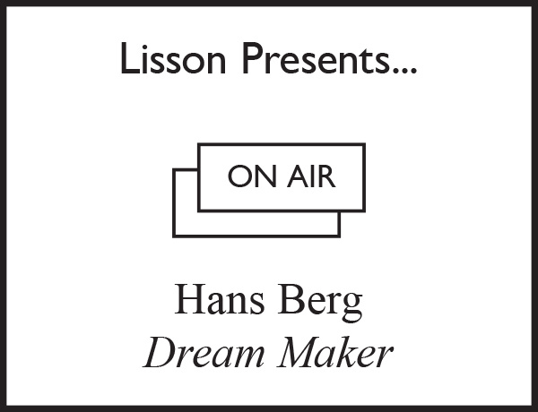 Hans berg dream maker newspost
