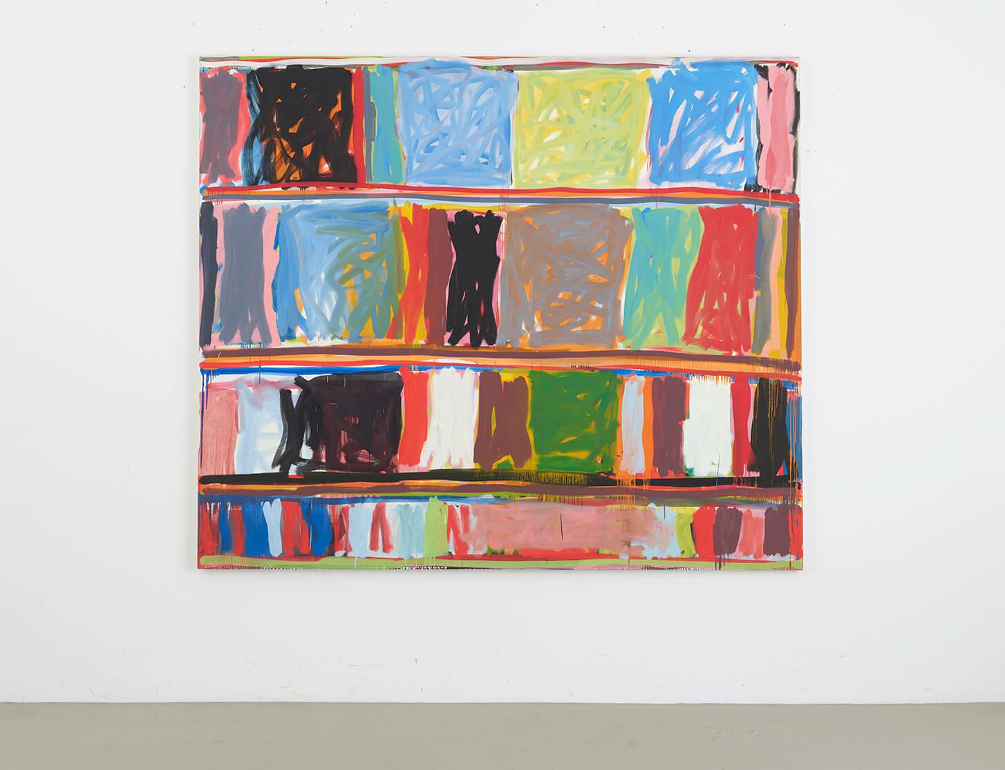 New Stanley Whitney publication to accompany latest exhibition