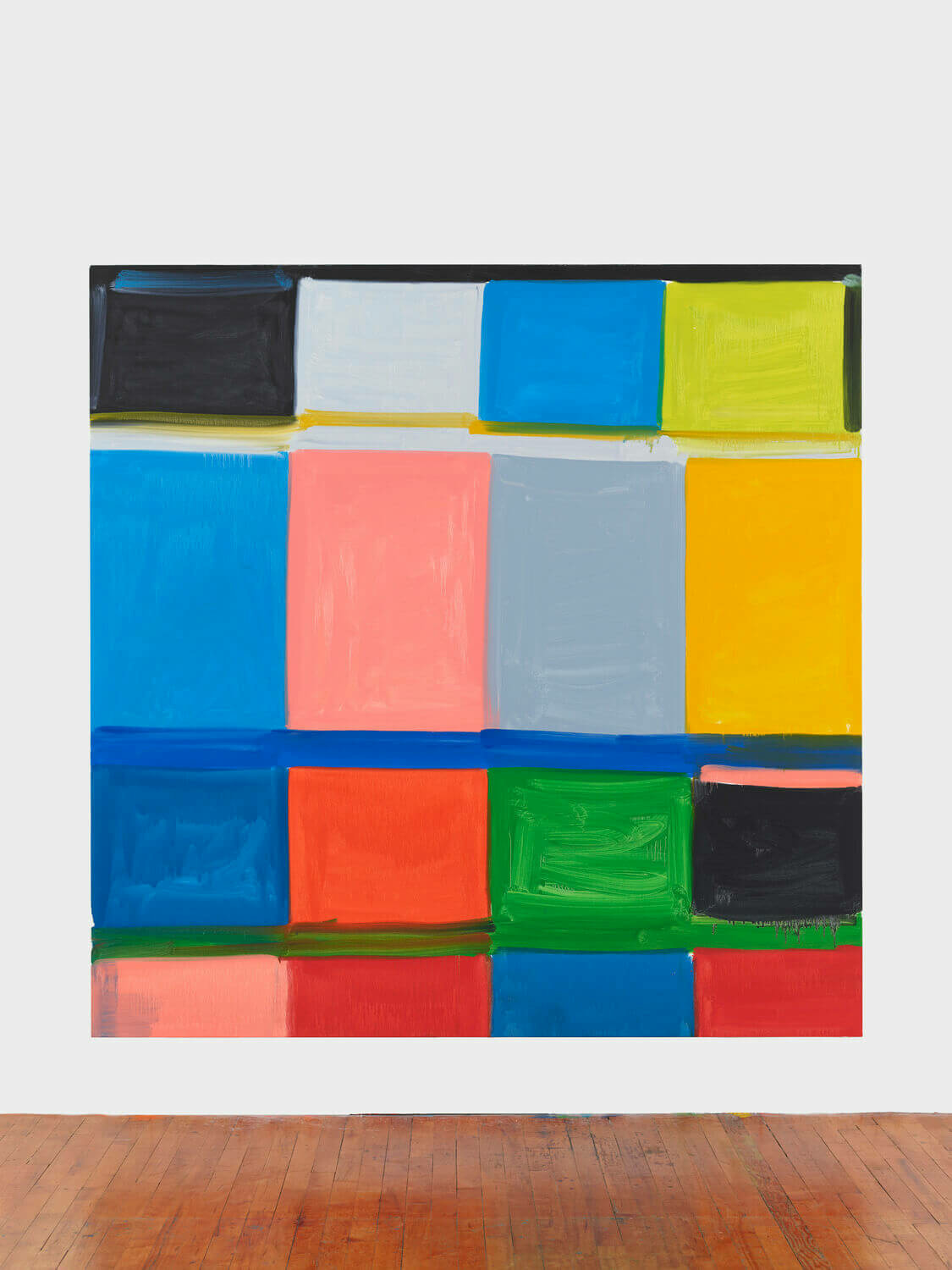 02e159257 Stanley Whitney | Artists | Lisson Gallery