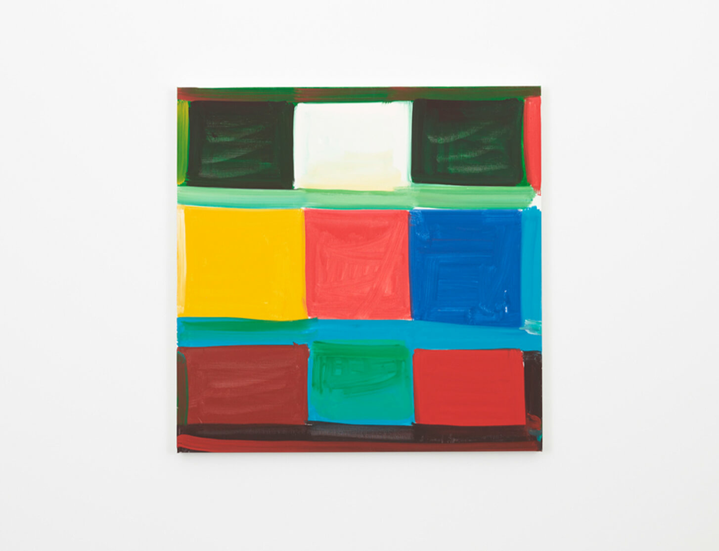 Stanley Whitney Honoured in ARTWALK NY's Annual Benefit Auction