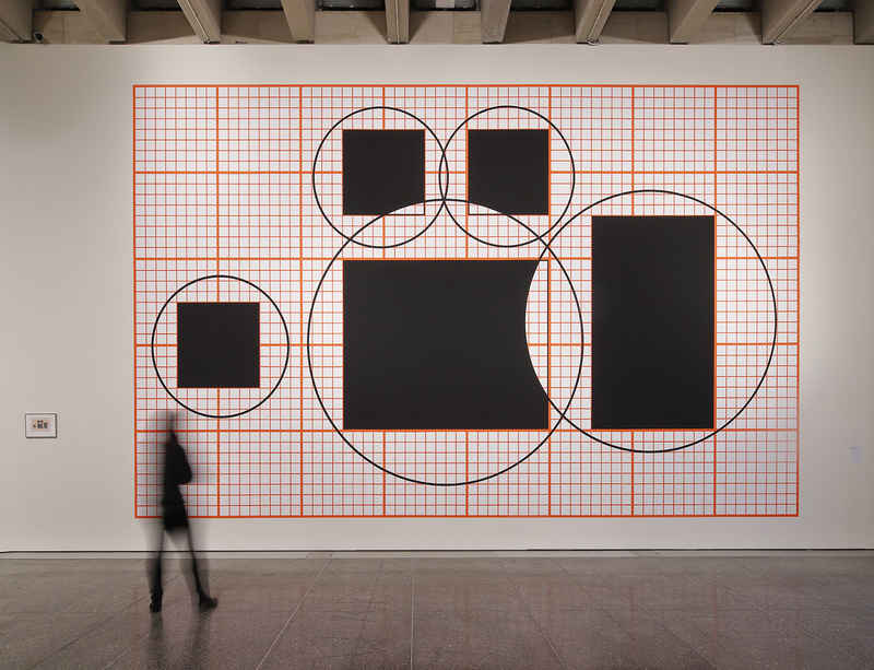 First exhibition in Spain by Channa Horwitz opens at MUSAC in León