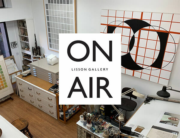 Episode 6: ON AIR visits the studio of Channa Horwitz