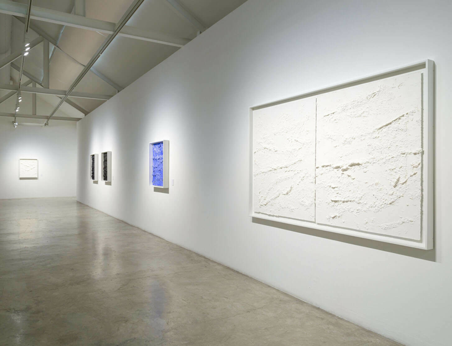 Solo exhibition by Jason Martin opens at STPI in Singapore