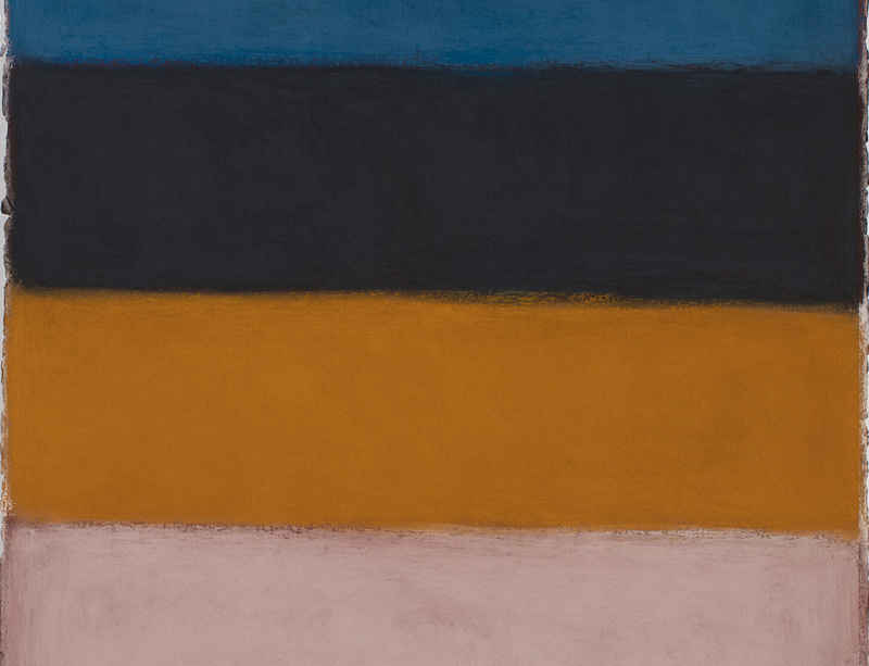 Sean Scully's 'Sea Star' opens at the National Gallery in London