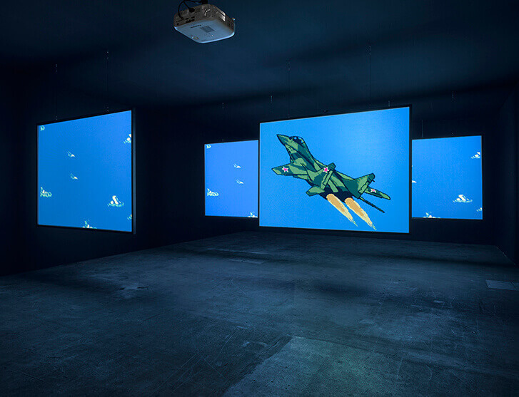 Firstsite in Colchester, UK, opens 'BACK OFF' survey exhibition of work by Cory Arcangel