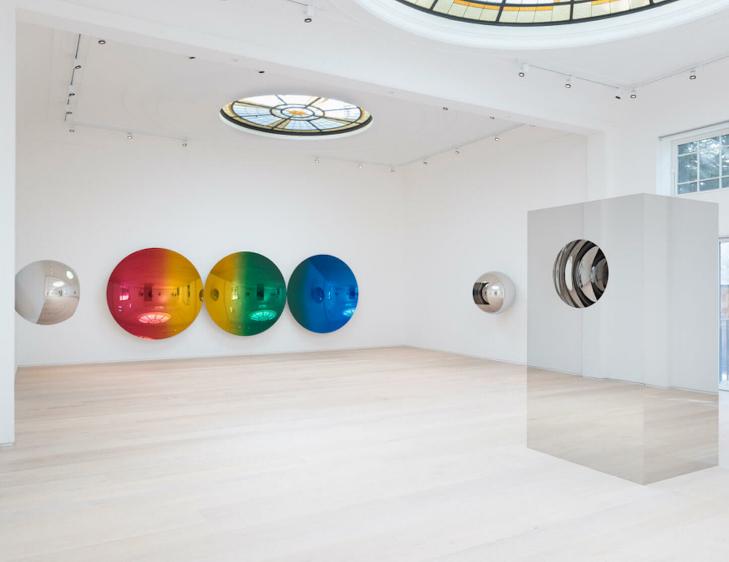Watch now: Anish Kapoor at Pitzhanger Gallery