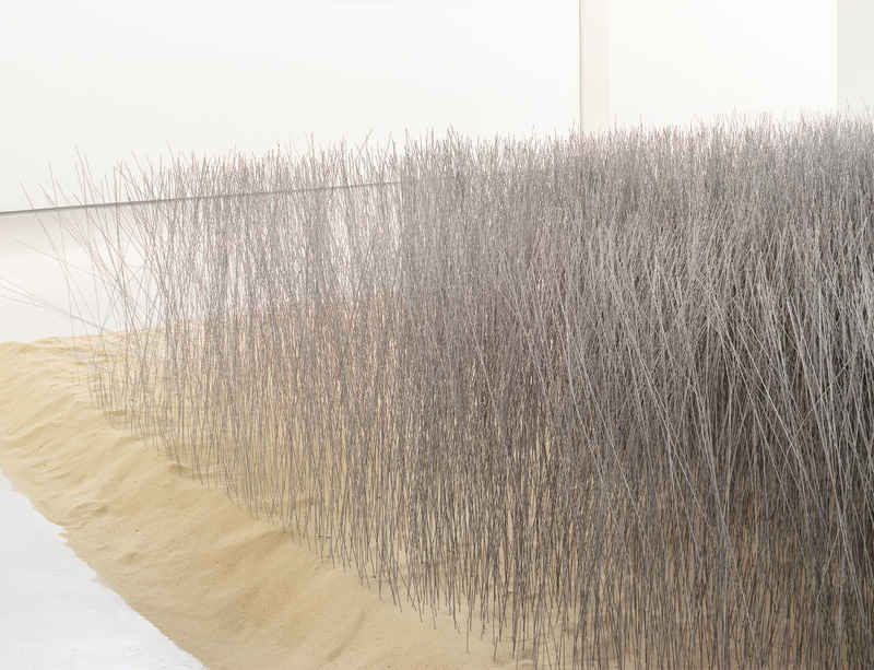 Lee Ufan on long-term view at Dia:Beacon in New York