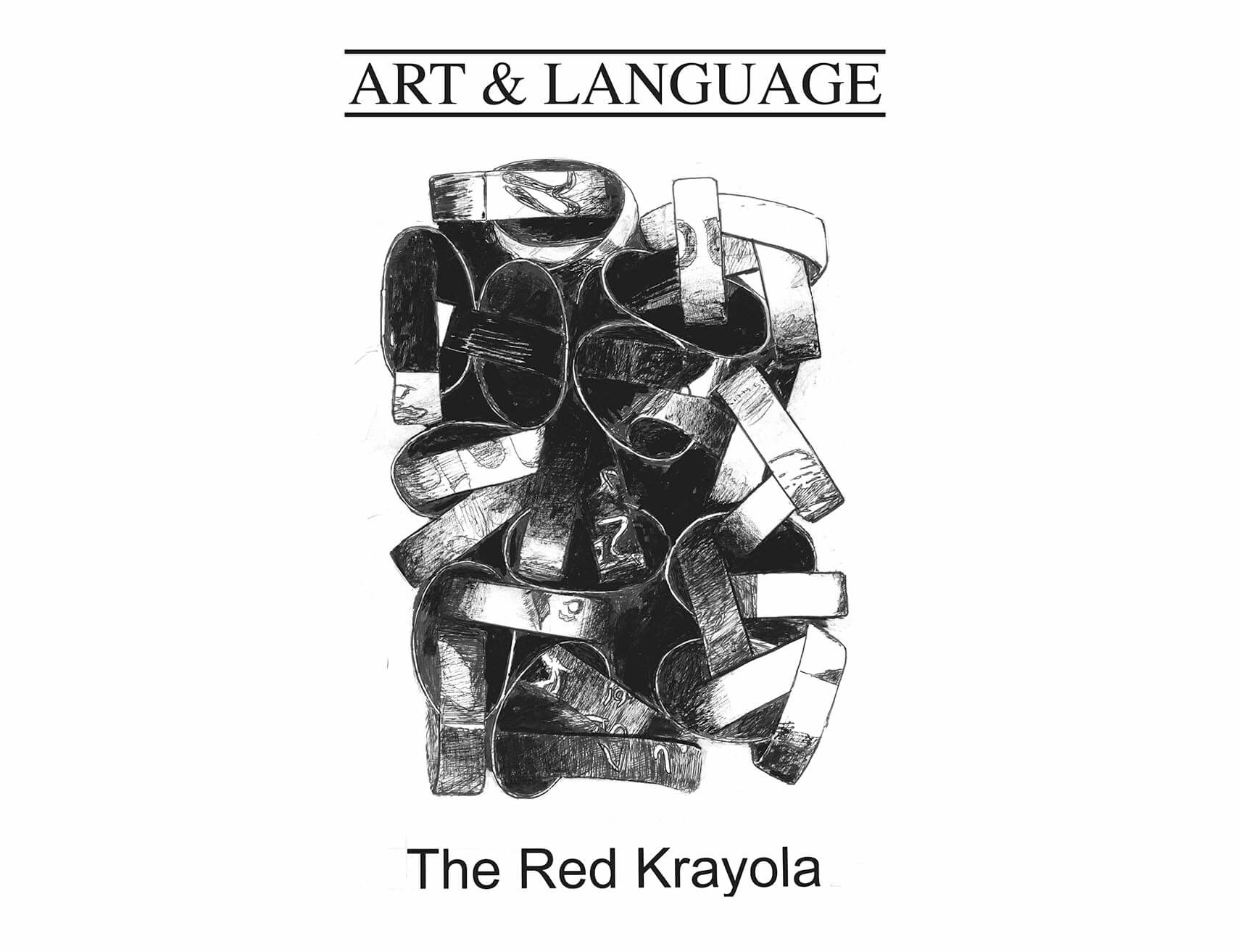 Art & Language: Letters to The Jackson Pollock Bar in the Style of The Red Krayola