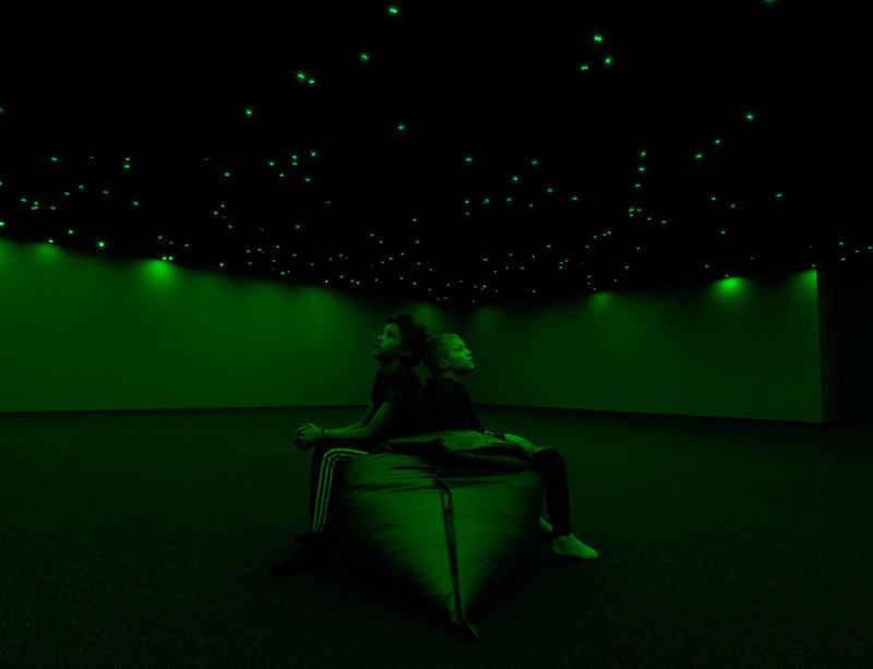 'Sky of Time' by Tatsuo Miyajima opens at Espoo Museum of Modern Art