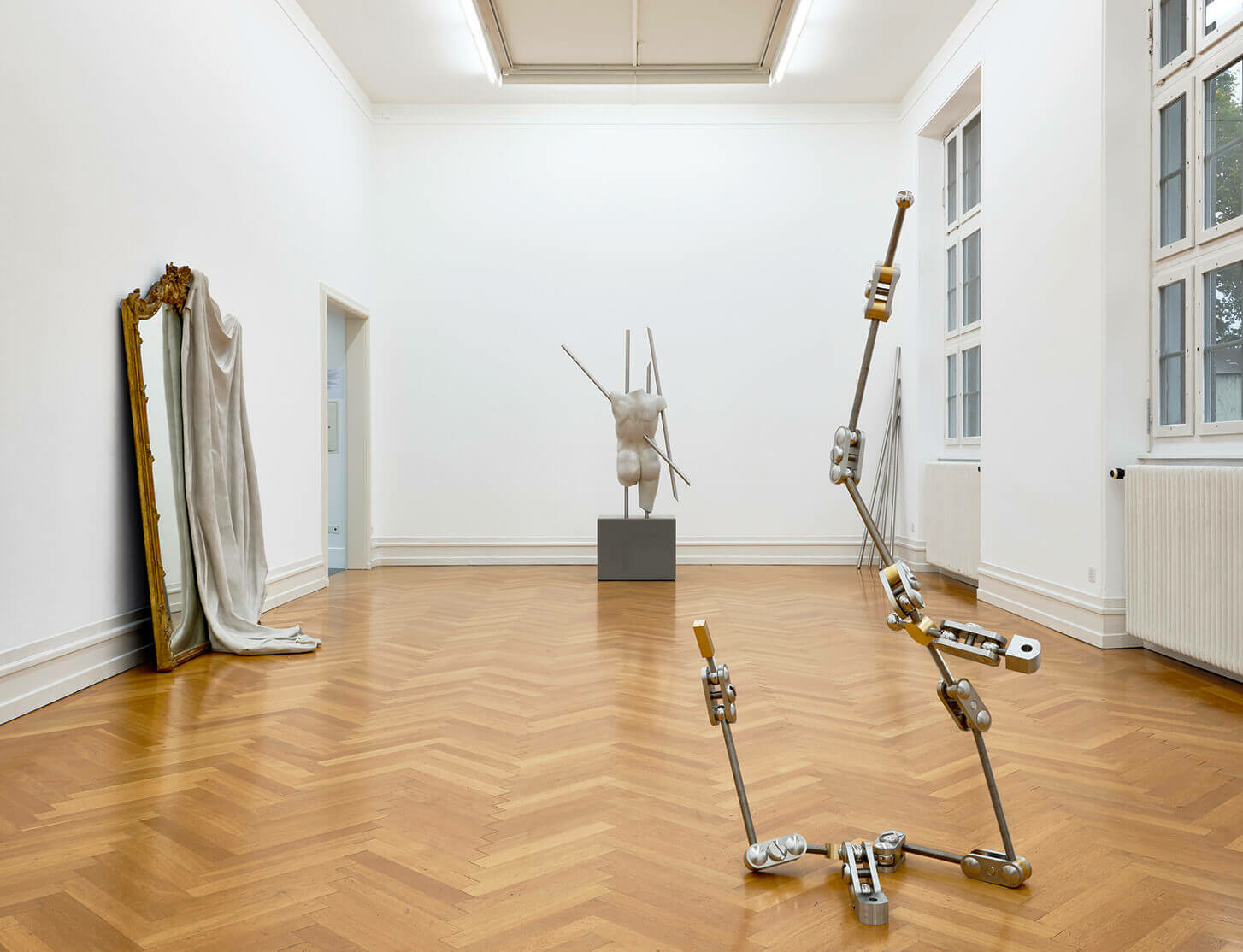 Exhibition by Ryan Gander opens at Kunsthalle Bern