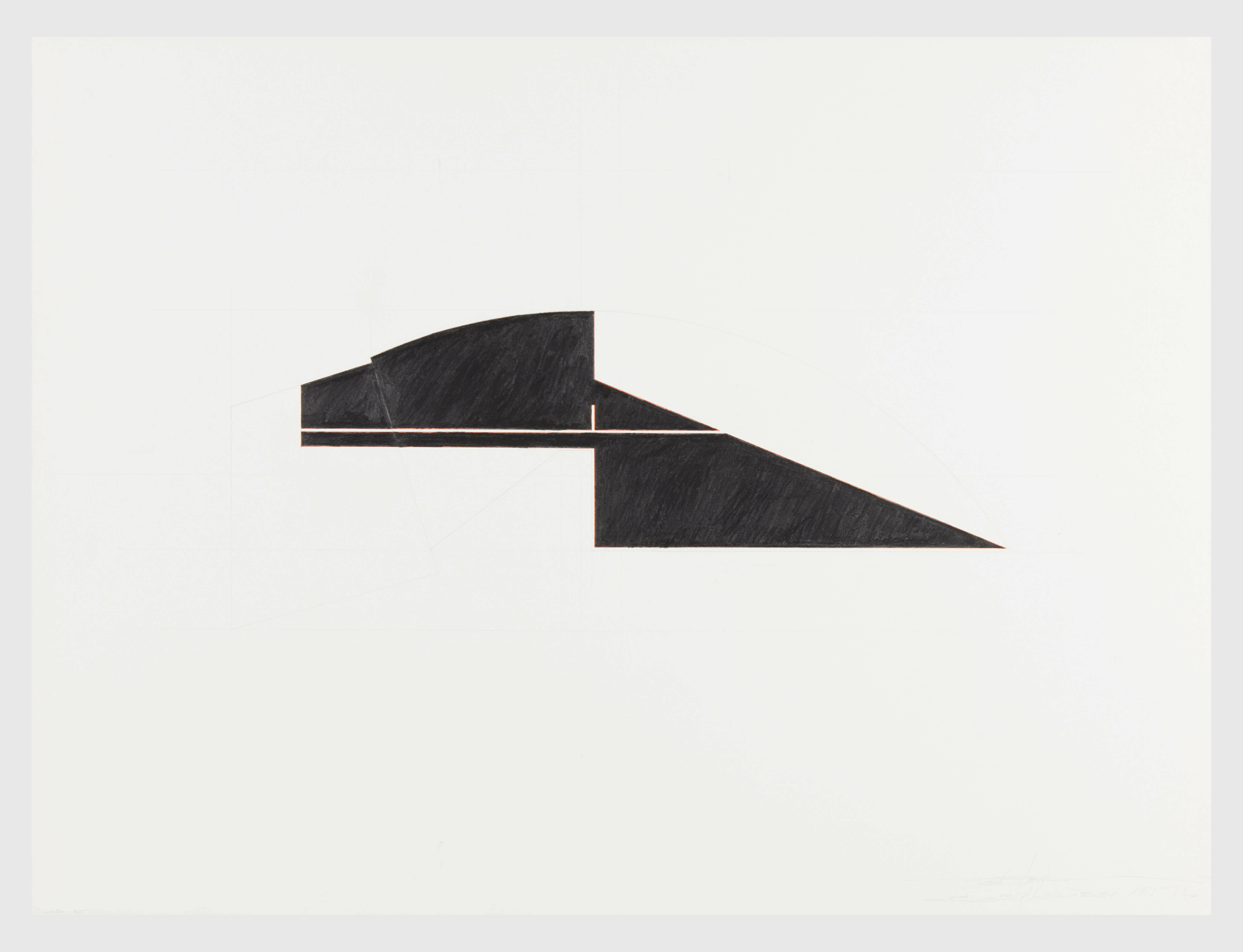 Ted Stamm works on paper at Art Gallery of Western Australia