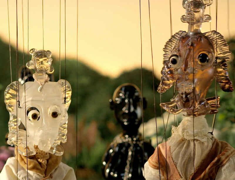 Third film in Wael Shawky's 'Cabaret Crusades' trilogy on view at Blanton Museum of Art