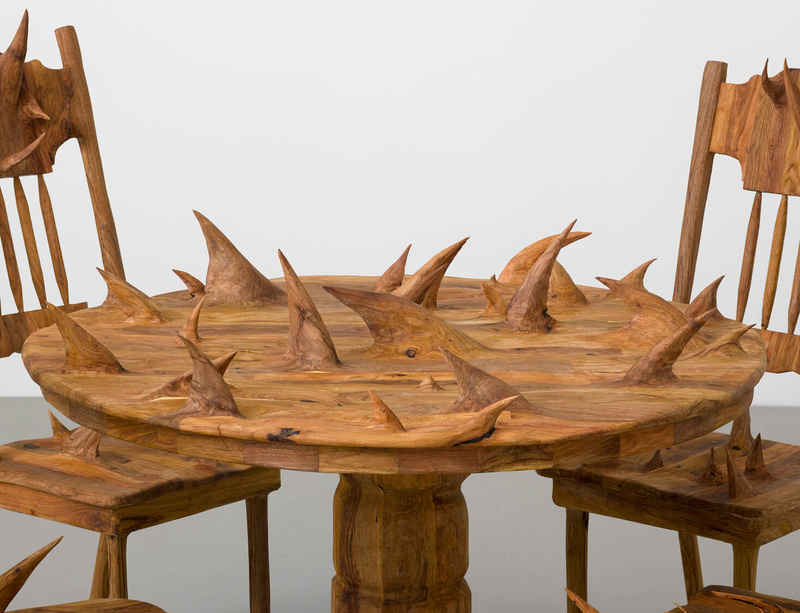 Hugh Hayden's first solo institutional show opens at Princeton University Art Museum
