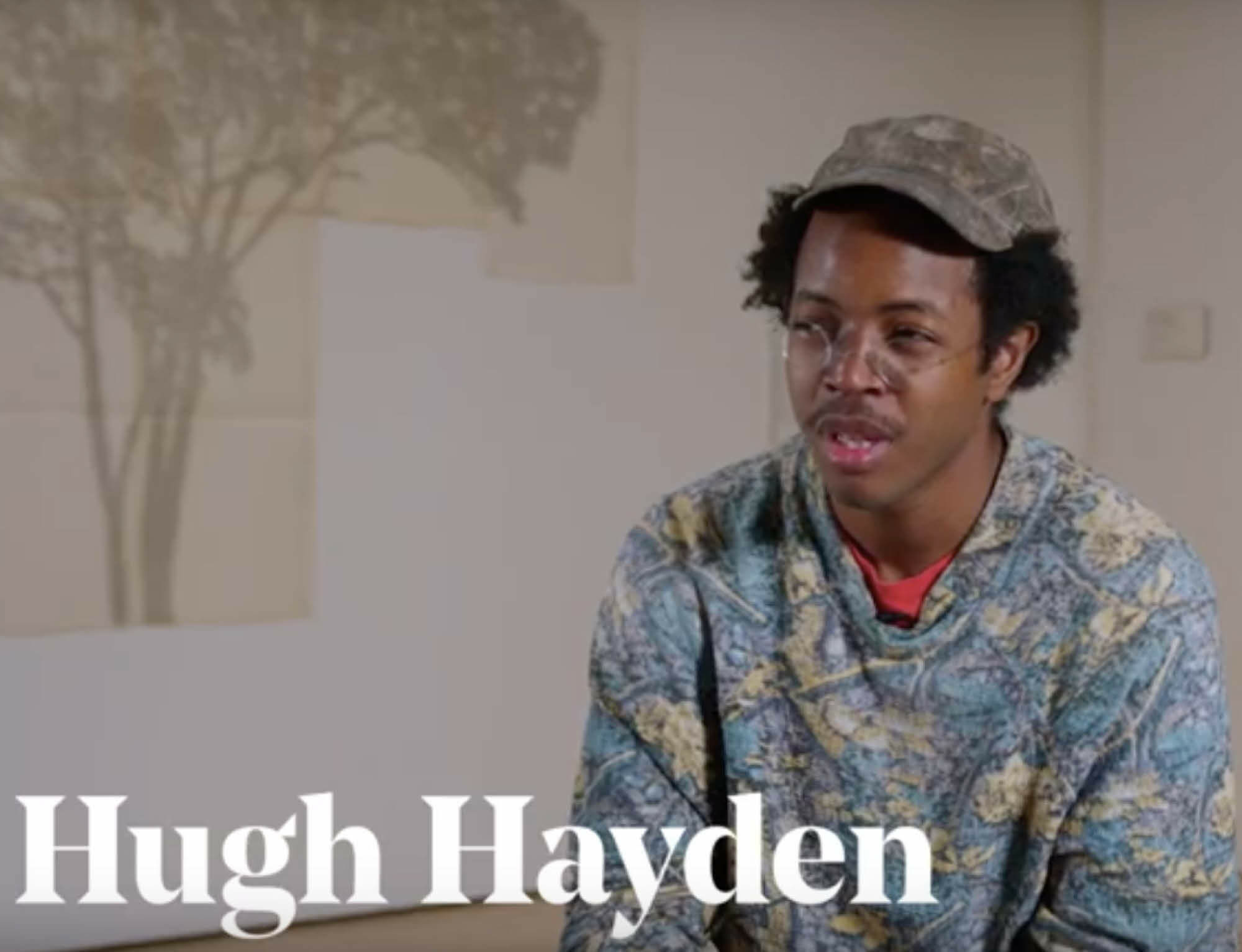 Hugh Hayden on 'Among the Trees'
