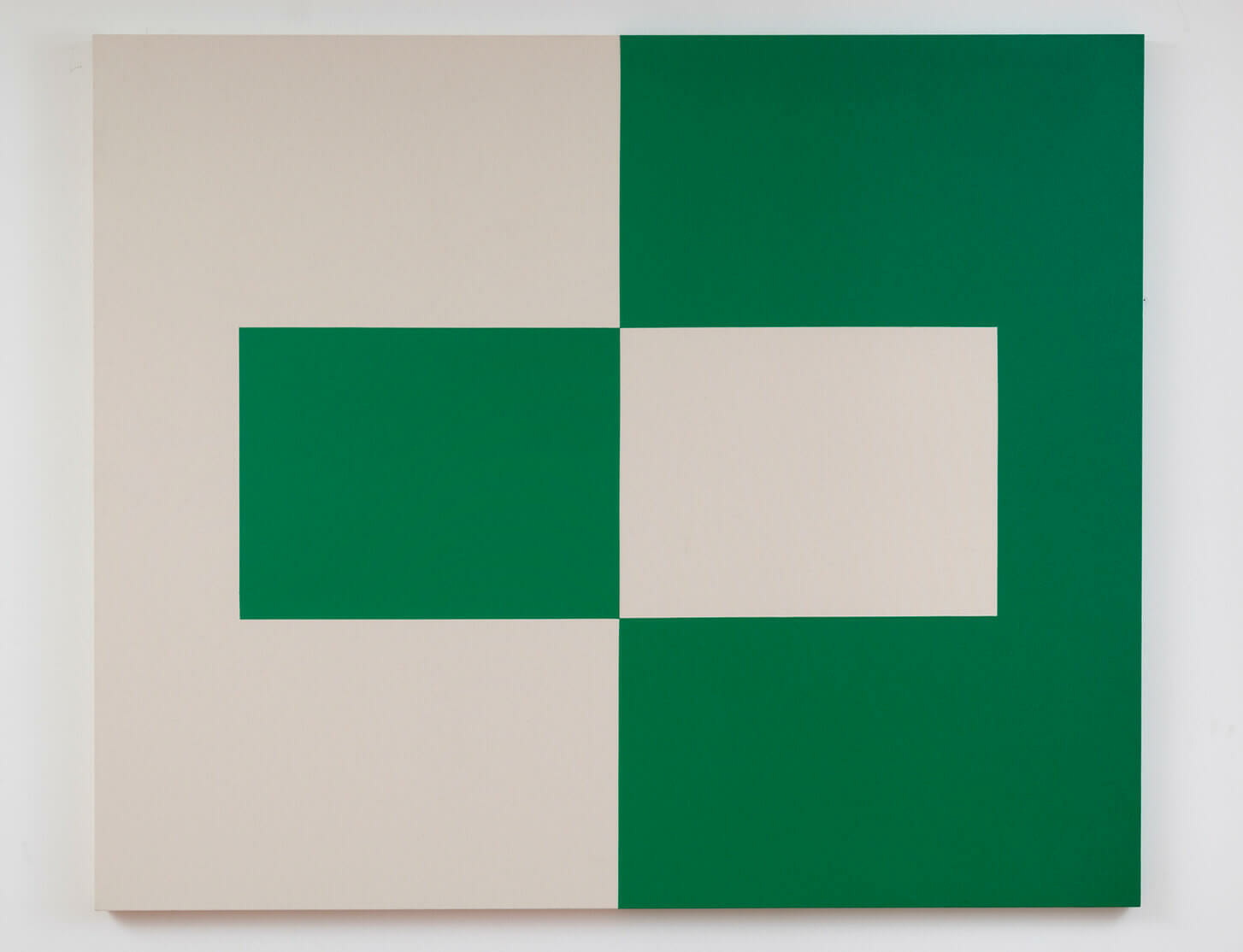 Watch now: Carmen Herrera's 'Alba, 2014' at the Perez Art Museum Miami