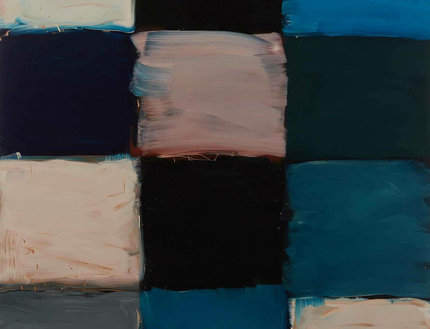 Jonathan Jones reviews 'Sean Scully: Sea Star' at The National Gallery