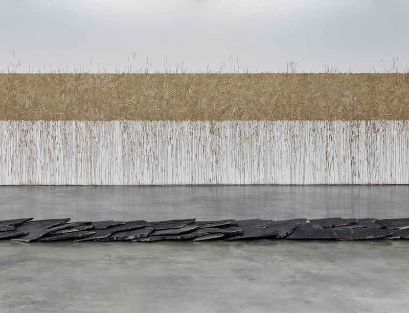 Richard Long Interview in The Brooklyn Rail