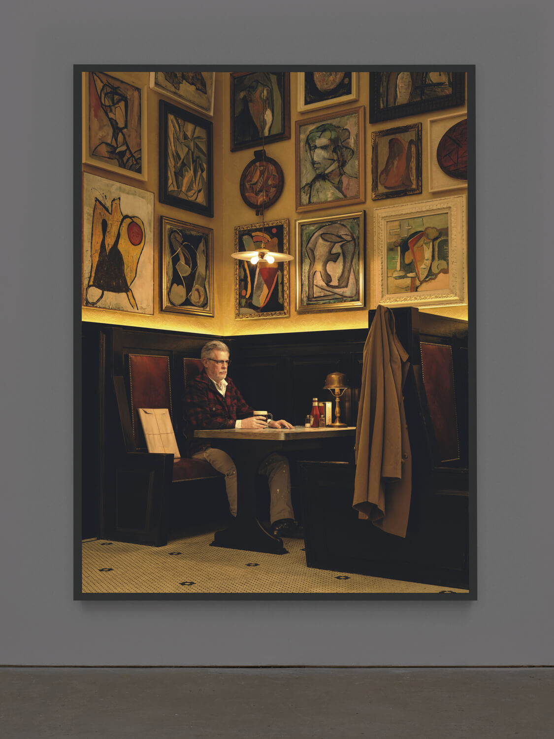 Rodney Graham introduces his Painting Problems