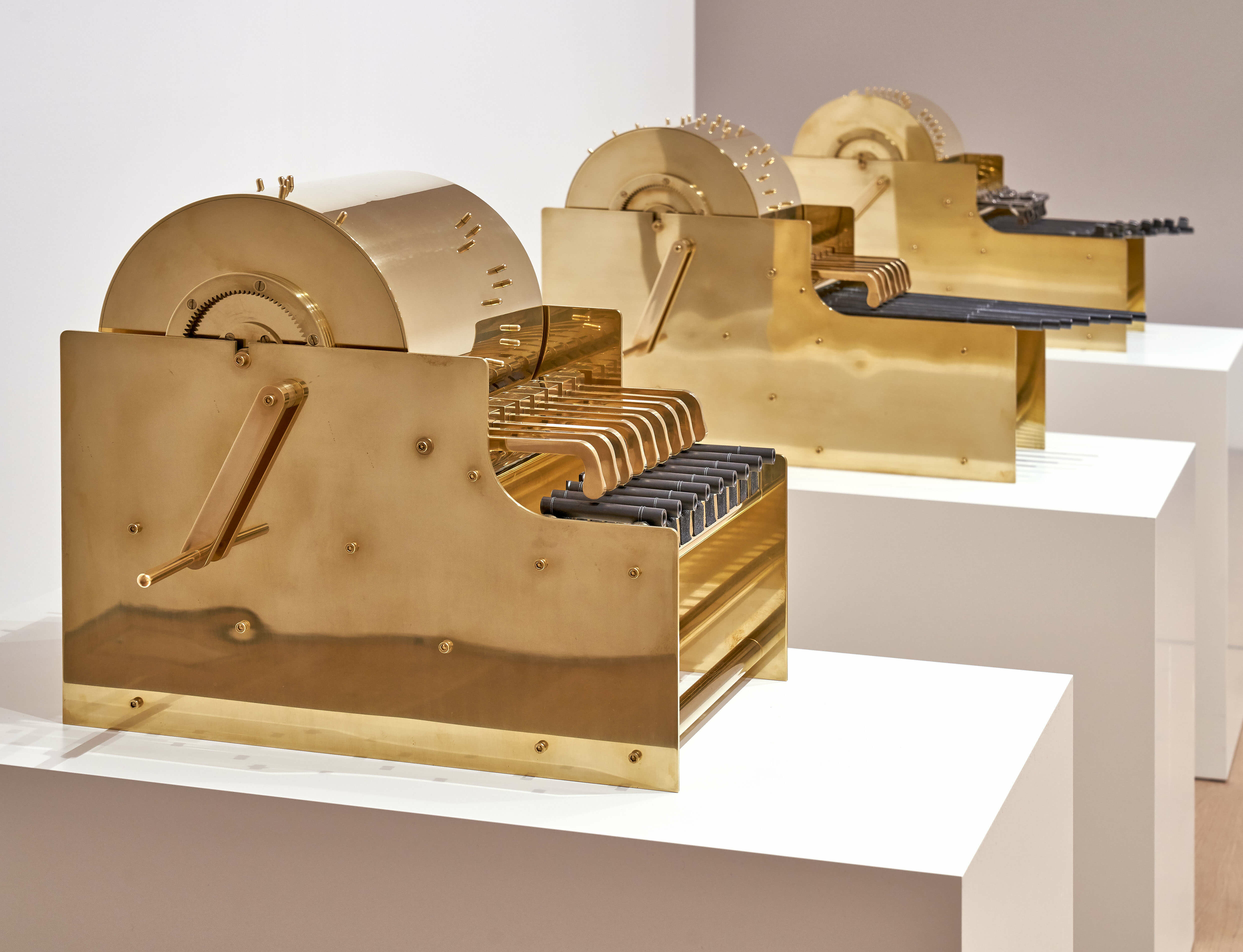 Pedro Reyes' solo exhibition 'Return to Sender' at Museum Tinguely in Basel