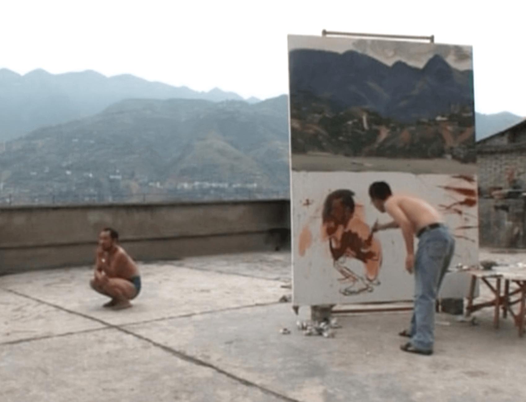 Now screening: Jia Zhangke's 'Dong' featuring Liu Xiaodong