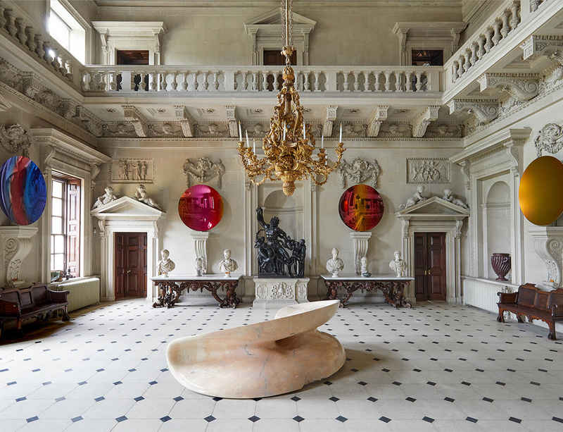 Surprise in store as Anish Kapoor's 'reflective' UK exhibition opens – FT