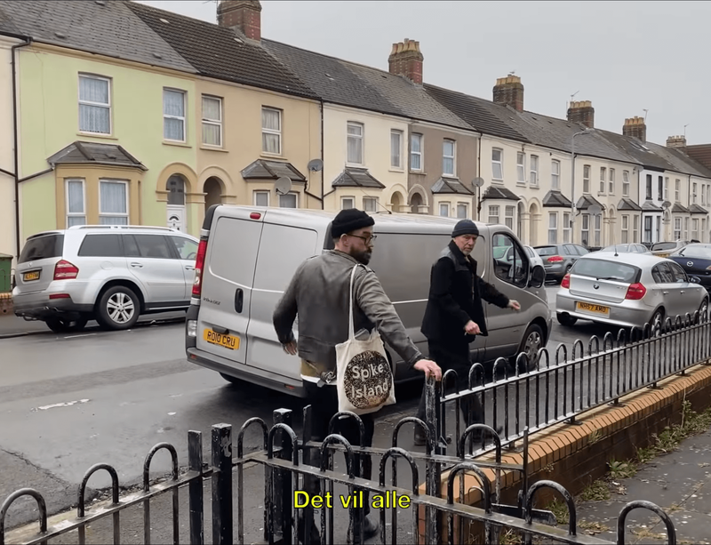 Ryan Gander directs music video for band Idles' new single 'A Hymn'