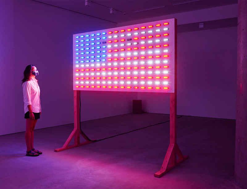 Hugh Hayden: Hypnotism at Lisson Gallery New York