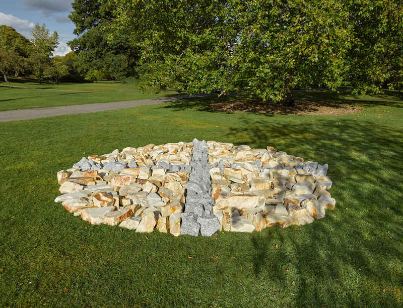 Frieze announces details of Sculpture and Talks programmes featuring John Akomfrah and Richard Long