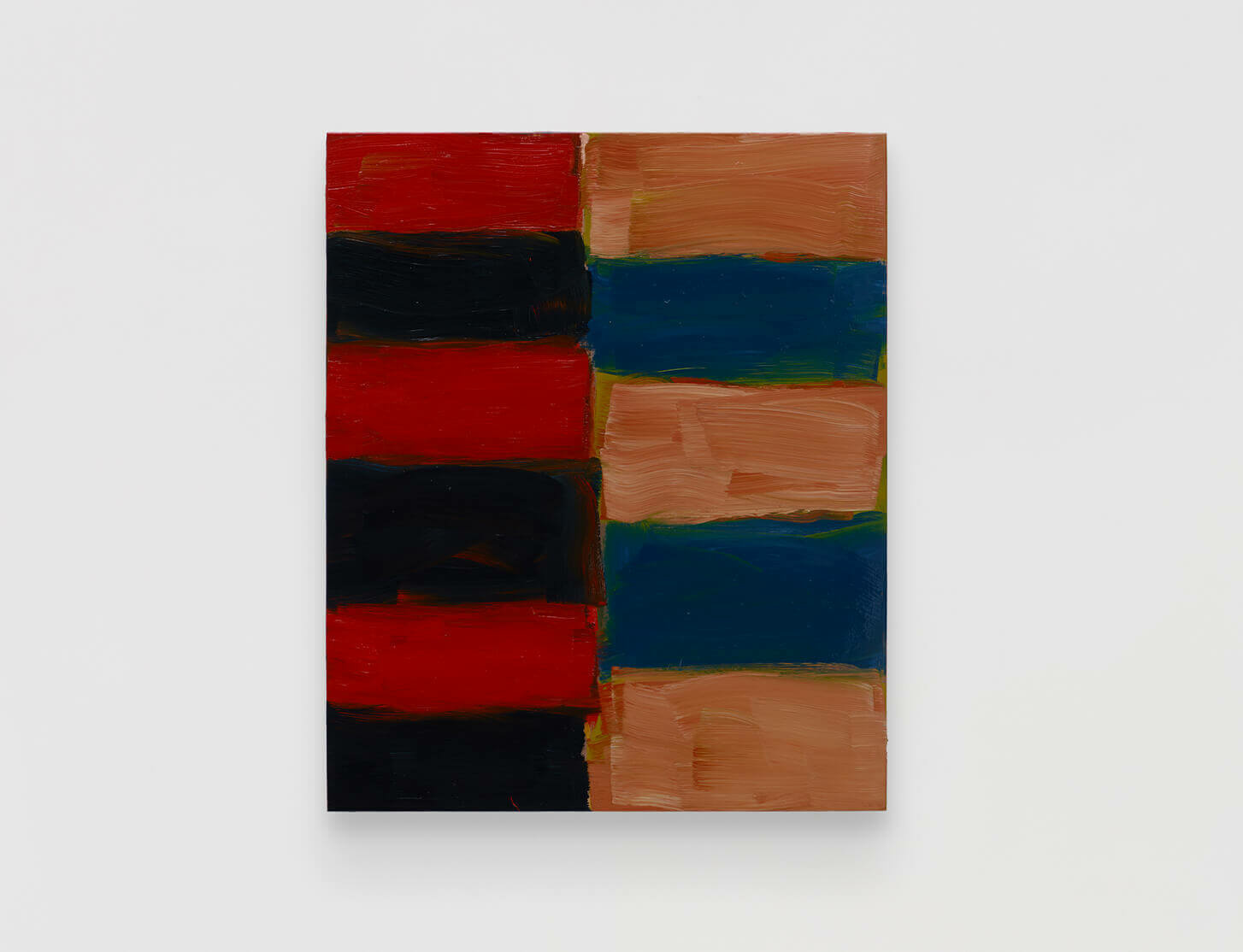 Sean Scully at Lisson Gallery in East Hampton