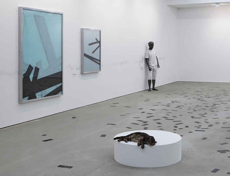 Watch now: Ryan Gander 'These are the markers of our time' at Lisson Gallery New York