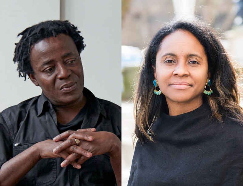 Frieze Talks: John Akomfrah and Zoé Whitley