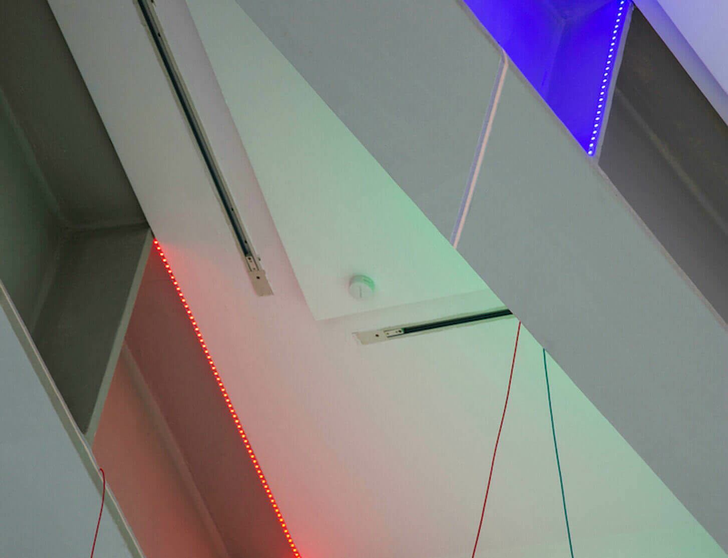 Haroon Mirza performance in Frieze's 2020 LIVE programme