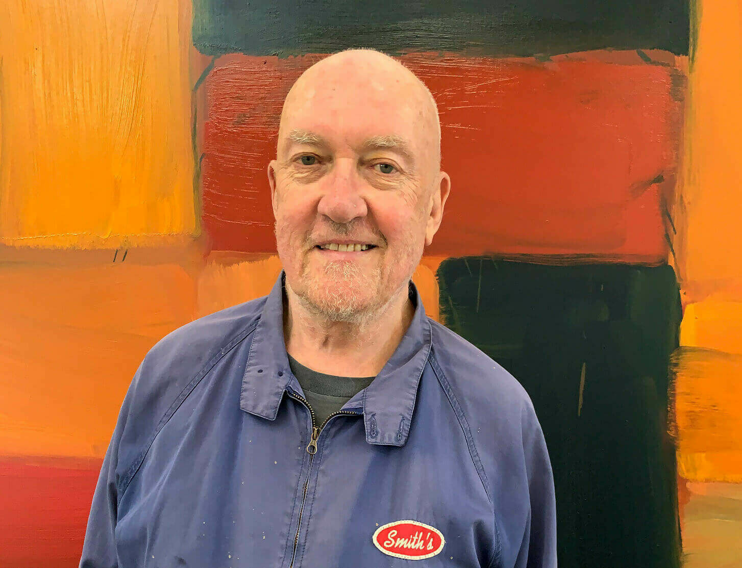 Sean Scully – The New Social Environment with The Brooklyn Rail