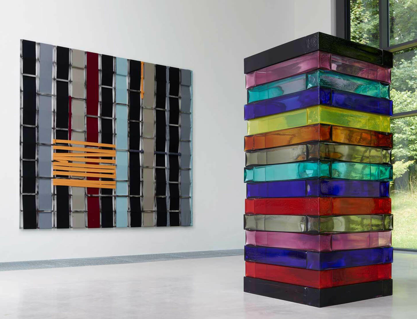 Sean Scully on self-belief, election billboards and the perils of rural Germany – Wallpaper*