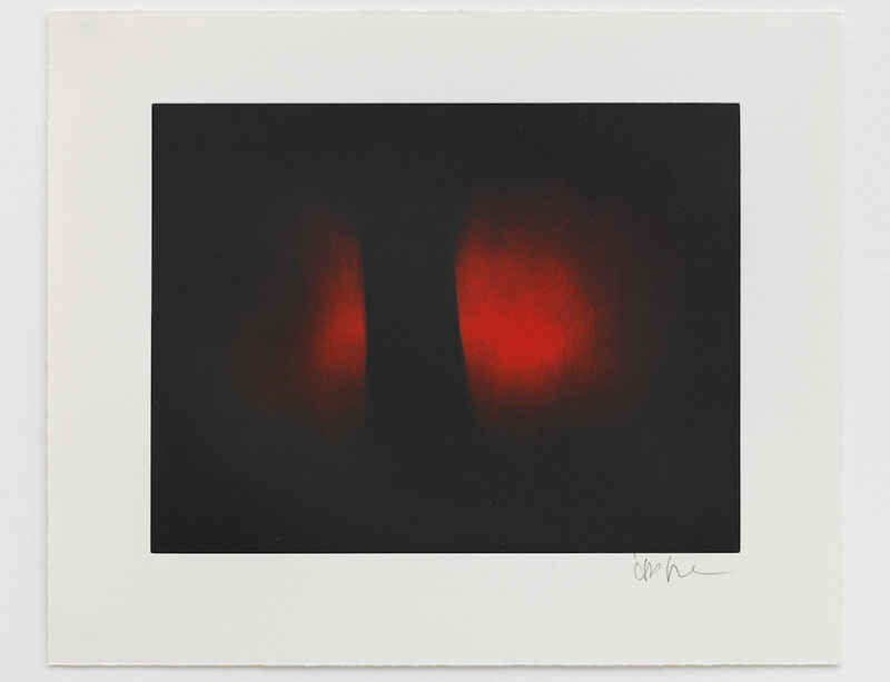 Raffle for Anish Kapoor etching to support Artists for Pitzhanger