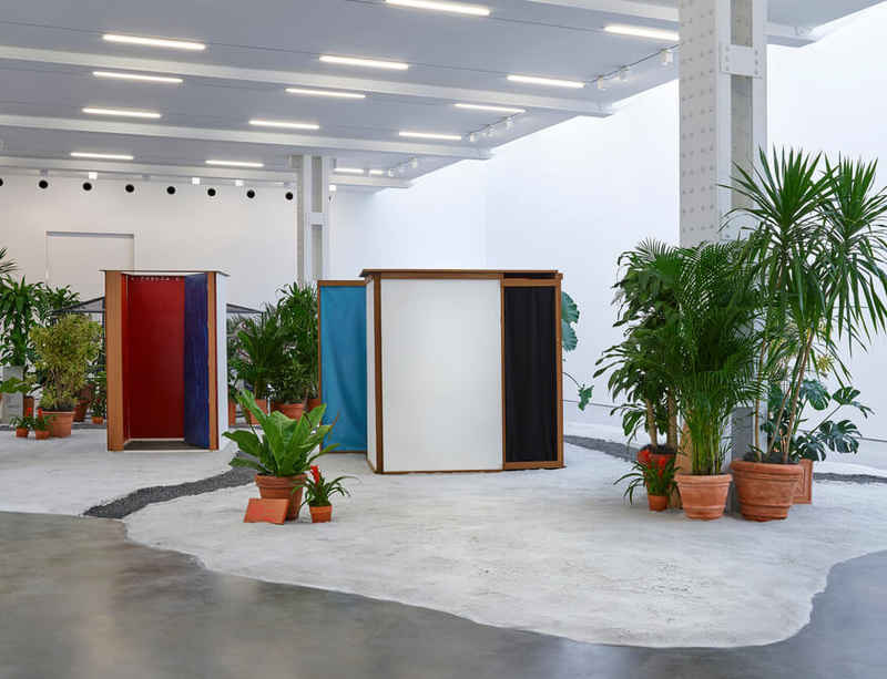 Watch now: Hélio Oiticica at Lisson Gallery New York