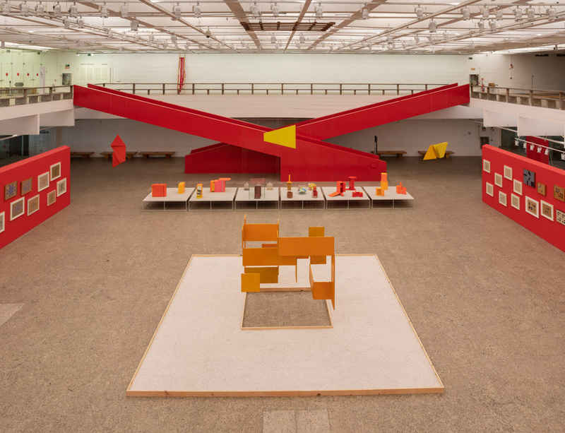 Major exhibition of works by Hélio Oiticica goes on view at MASP, São Paulo