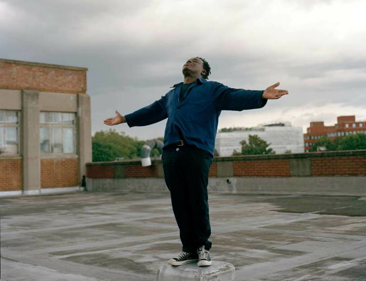 John Akomfrah profiled in FT Weekend Magazine