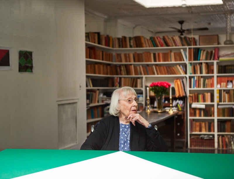Carmen Herrera becomes National Academy of Design Academician