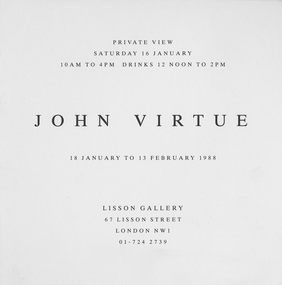 John Virtue