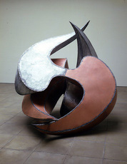 Shirazeh Houshiary: Breath: Recent Sculpture