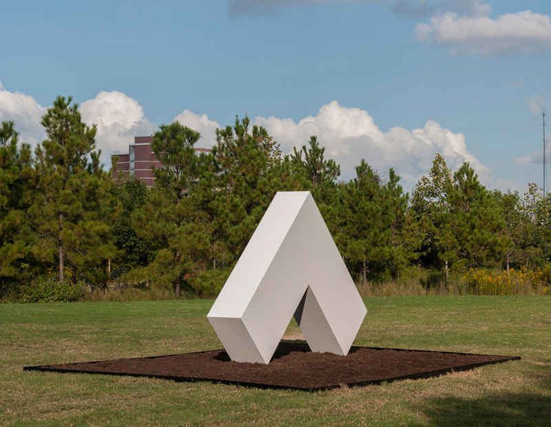Panel discussion on Carmen Herrera's exhibitions at Buffalo Bayou Park and Museum of Fine Arts Houston