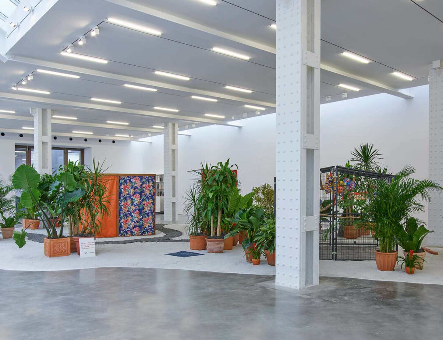 Hélio Oiticica's first show at Lisson Gallery reviewed in Artforum
