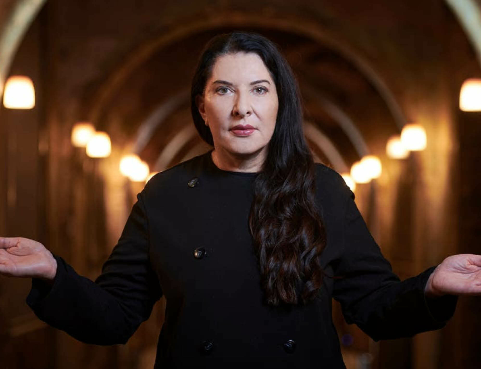 Marina Abramović takes over Sky Arts channel