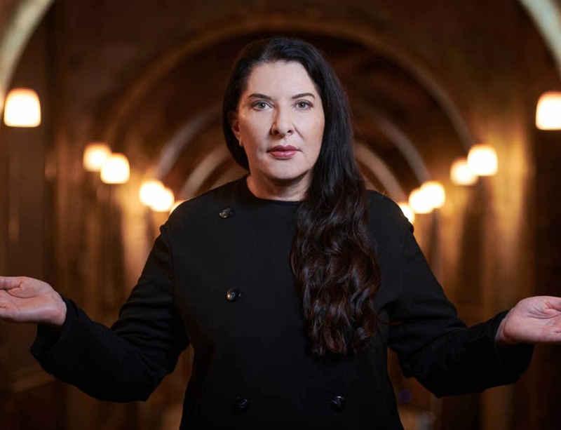 Marina Abramović takes over Sky Arts channel